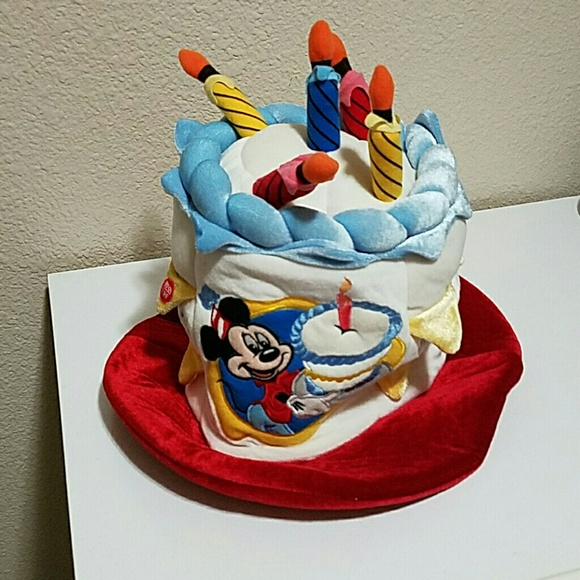 Disneyland Other Disney Happy Birthday Hat Poshmark