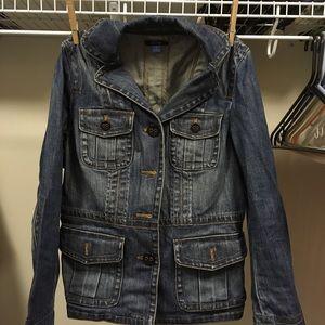 Size Medium Nautica Jean Jacket