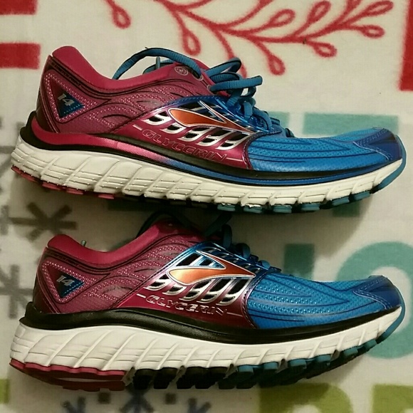bc279219533 Brooks Shoes - Womens Brooks Glycerin 14 Running Walking Sneakers