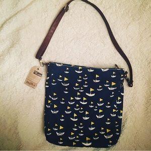 Handbags - Sailboat crossbody bag