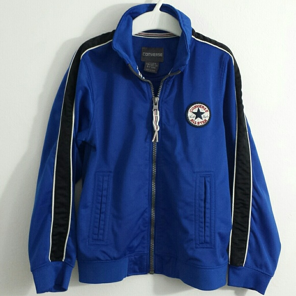 2c0b2565e3d Converse Other - ⭐CONVERSE ALL STARS Chuck Taylor jacket