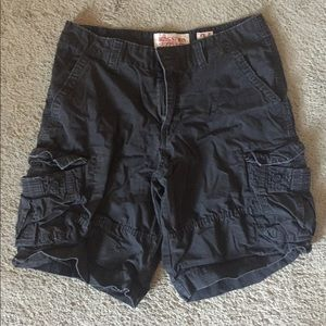 Cargo shorts!!!
