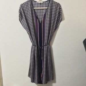 Daniel Rainn Pattern Dress