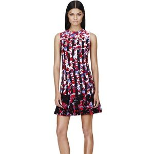 Peter Pilotto NWT Red Blue Dress