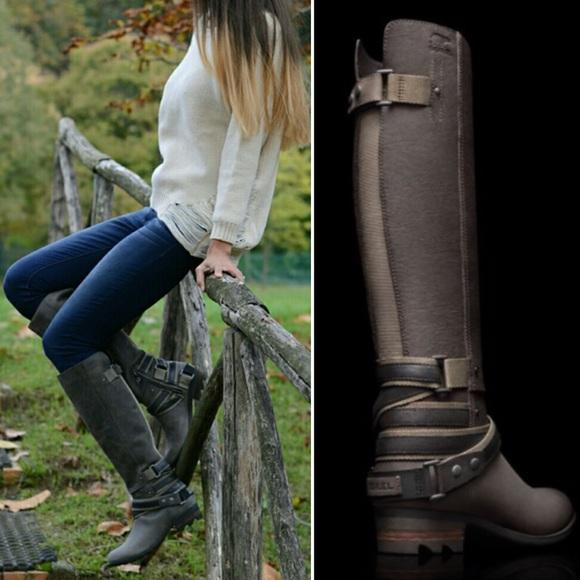 1c349817d98e ... Water Resistance Tall Boots. M 59d18a7fbcd4a748f20bddc5