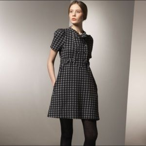 Marc By Marc Jacobs Dresses - MARC by Marc Jacobs Hannah Houndstooth Dress M