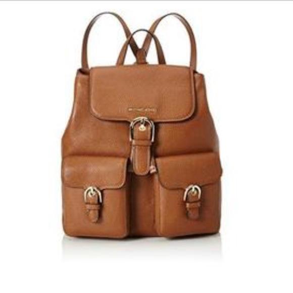 4a45e07f084a New Michael Kors Cooper Flap Backpack. M_59d191376a58300c380bf1c3