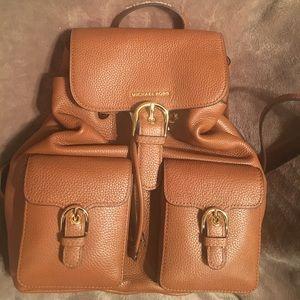 3cbb48d7b3d5 Michael Kors Bags - New Michael Kors Cooper Flap Backpack