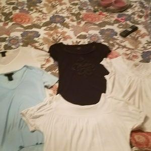 Tops - Bundle of 5 T-shirts