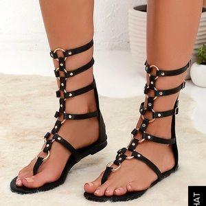 Missguided gladiator sandal