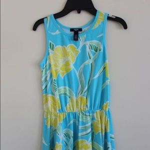 Casual Gap Kids flower print dress.