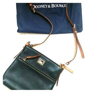 Dooney & Bourke Pebble Grain Leather Crossbody
