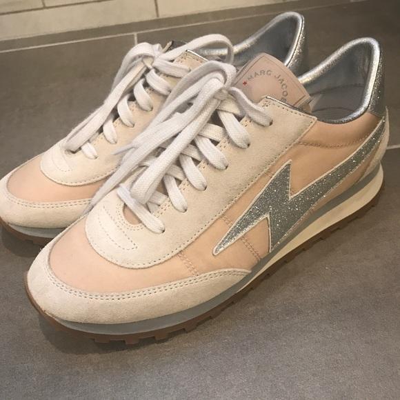 2d5db647f Marc Jacobs Lighting Bolt Jogger Sneakers. M_59d1967ba88e7d8d670c0a4b