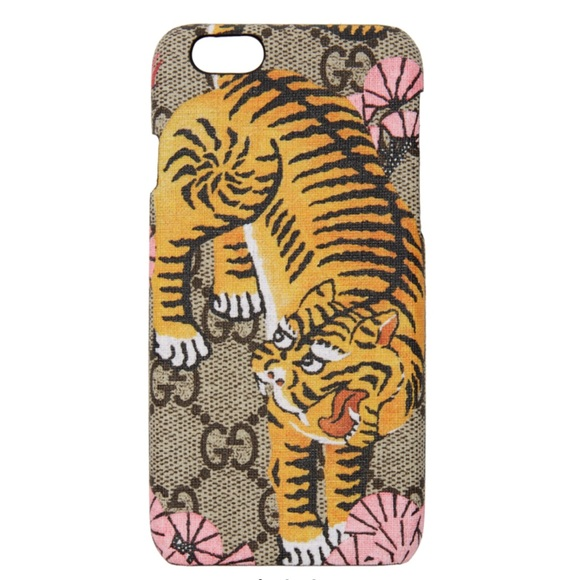 official photos 4a7a1 71a66 Gucci Bengal IPhone 7 Phone Case