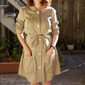 Marc Jacobs Jackets & Coats - Marc Jacobs trench coat dress M
