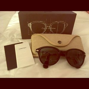 Persol Capri Black 3025 S Sunglasses