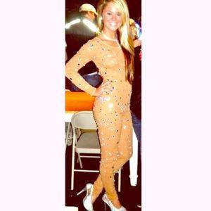 Other Sexy Britney Spears Toxic Costume Sz Small Poshmark
