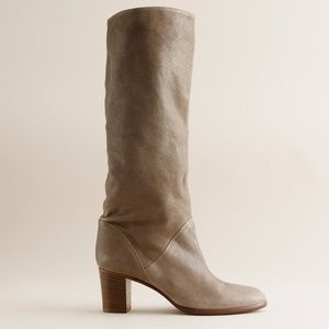 {j. crew} sutton leather boot