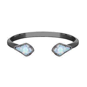🆕Kendra Scott Liana Iridescent Opalite Bangle