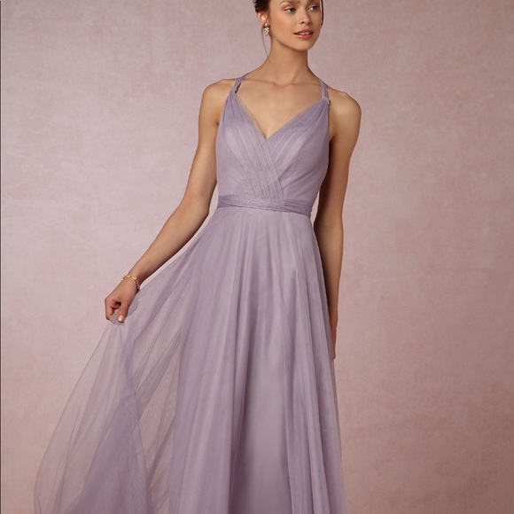 d56bb81080158 Anthropologie Dresses | Bhldn Lilaclavender Bridesmaid Dress | Poshmark