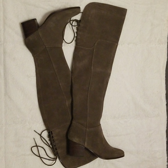 01fe73337c4 Aldo Jeffres Over the Knee Boot NIB