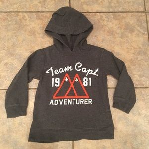 LAST CHANCE Carter's Kids hoodie size 3T