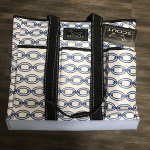 Scout pocket Rocket Tote Bag