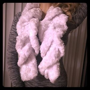 Accessories - Faux Mink Scarf