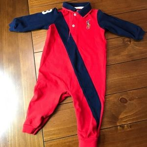 ralph lauren}| Baby One Piece Outfit