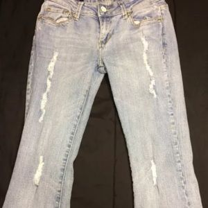 Vigoss Womans JEANS Size 3 Miami Flare W28 L30
