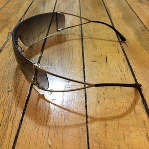 fce16d90290a Emporio Armani Accessories - LIKE NEW Emporio Armani RED Bono sunglasses ( 9285)