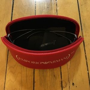 fce16d90290a Emporio Armani Accessories - LIKE NEW Emporio Armani RED Bono sunglasses ( 9285)