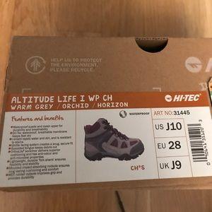 Hi-Tec Shoes - Girls hiking boots