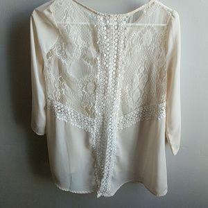 Lush Flowy Shirt