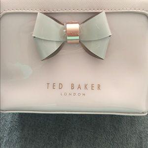 New ted baker makeup bag