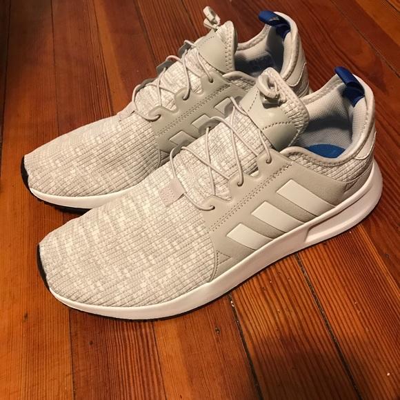 Adidas Originals X_PLR Reflective Grey Shoes