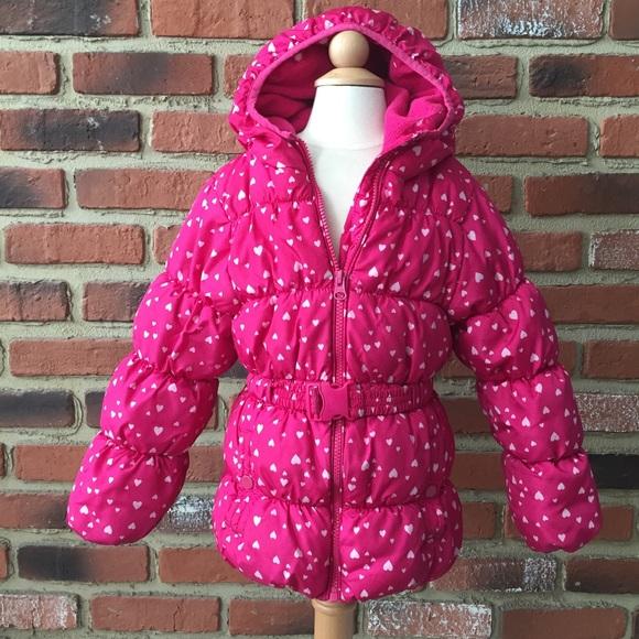 c9b8cc7a6c9 Joe Fresh Jackets & Coats | Hot Pink Girls Winter Coat Sz 5 | Poshmark