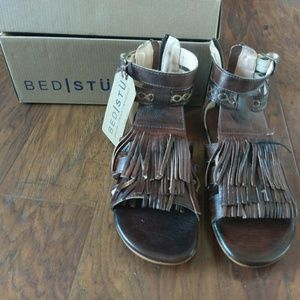 Bed Stu Alena Sandals size 8
