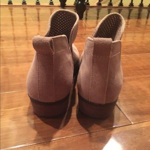 00b3eb4336ee Nordstrom Shoes - NEW Nordstrom BP Faren Perforated Suede Booties