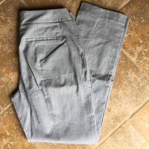 Nordstrom collection chambray pants