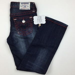 True Religion Bottoms - NWOT True Religion Straight Jean