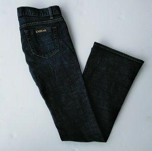 Bebe Jeans Premium Denim bootcut
