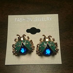 Stud earrings,each pair 15$