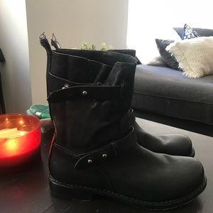 rag & bone Shoes - Rag and Bone Woman's Moto Boots 39