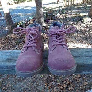 Health Tex Boots Girl's size 9 Toddler