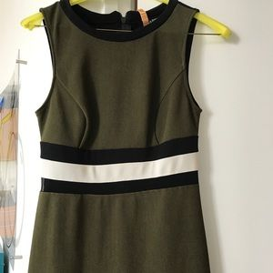 Midi Wrinkle Free Dress - ABS