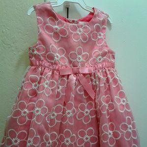 Kids girls dress size 24M ( 2 years old)