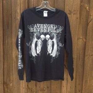 Other - 💀Avenged Sevenfold Long Sleeve Shirt