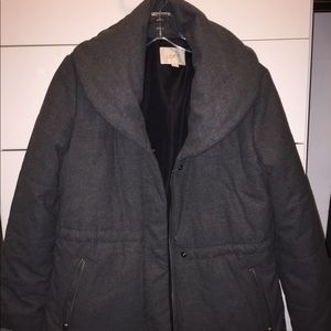 Cozy & Warm Shawl Collared jacket