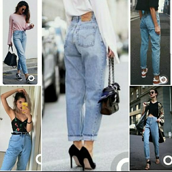 345351ef5a0 Faded Glory Denim - Vintage 80 s high waisted jeans